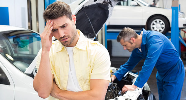 How Long Will I Need A Rental While My Car Is Being Repaired?