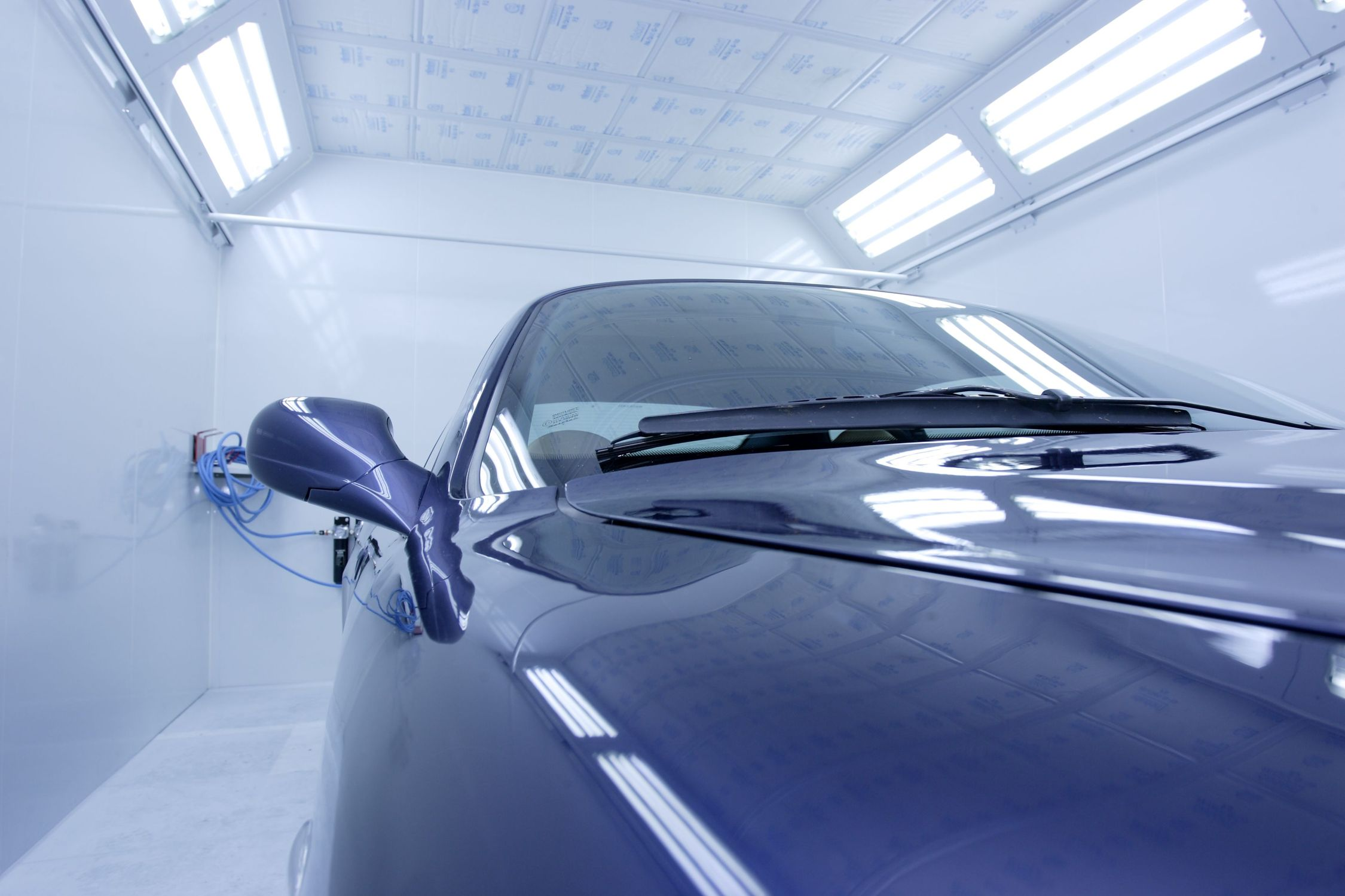 Problems With Clear Coat Thickness On Your Car Following A New Jersey Collision Repair