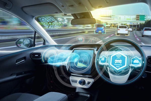 self-driving-fleet-autonomous-car-on-freeway